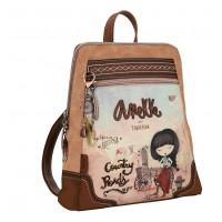 Τσάντα πλάτης Anekke AN30705-18