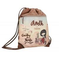 Τσάντα πλάτης Anekke AN30706-02