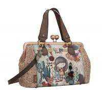Τσάντα καθημερινή Anekke 32710-01-009