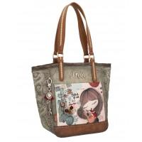 Τσάντα καθημερινή Anekke 32710-01-134