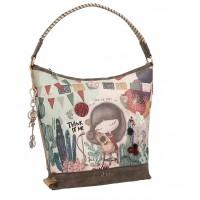 Τσάντα καθημερινή Anekke 32710-02-125
