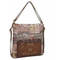 Τσάντα καθημερινή Anekke 32710-05-063