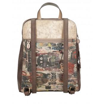 Τσάντα πλάτης Anekke 32712-05-073