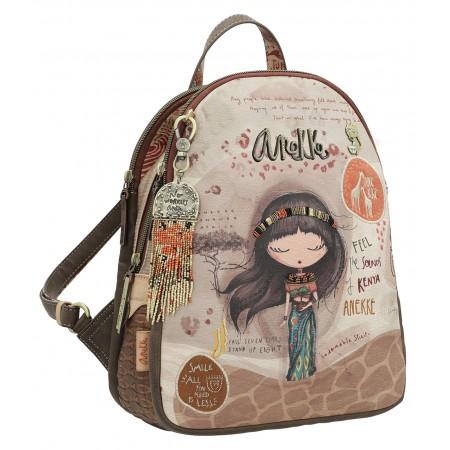 Τσάντα πλάτης Anekke 32720-05-044