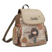 Τσάντα πλάτης Anekke 32720-05-156