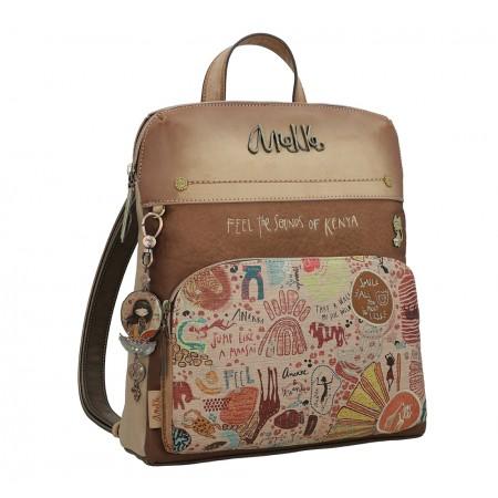 Τσάντα πλάτης Anekke 32721-05-002