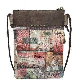 Τσάντα ώμου Egypt by Anekke 29899-04
