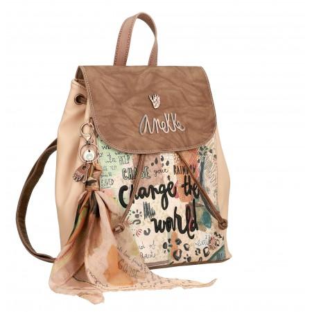 Τσάντα πλάτης Anekke AN30715-05