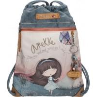 Τσάντα πλάτης Anekke AN26836-02
