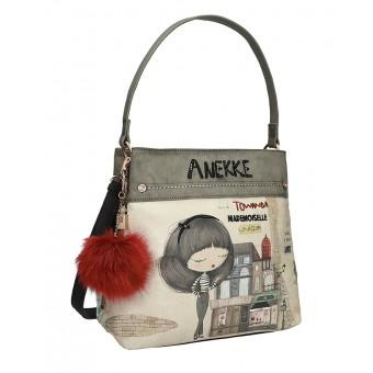 Τσάντα ώμου Paris by Anekke 29881-38