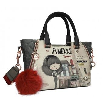 Τσάντα ώμου Paris by Anekke 29881-53