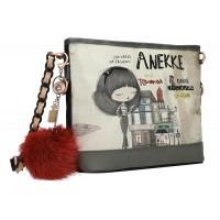 Τσάντα ώμου Paris by Anekke 29882-55