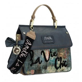 Τσάντα ώμου Paris by Anekke 29883-30