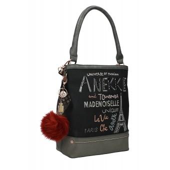 Τσάντα ώμου Paris by Anekke 29885-48