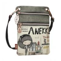 Τσάντα ώμου Paris by Anekke 29888-05