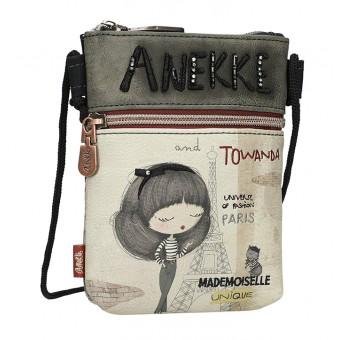 Τσάντα ώμου Paris by Anekke 29889-04