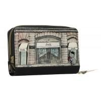 Γυναικείο πορτοφόλι Paris by Anekke 29889-09