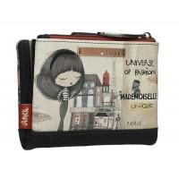 Γυναικείο πορτοφόλι Paris by Anekke 29889-10