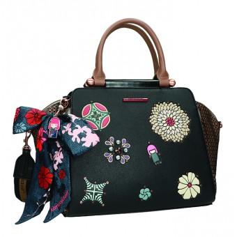 Τσάντα χειρός Kimmidoll 29661-01