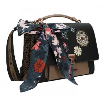 Τσάντα χειρός Kimmidoll 29663-02