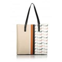 Axel καθημερινή τσάντα 1010-2272 Cream