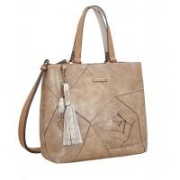 Τσάντα καθημερινή Kimmidoll 32600-01-001BEI