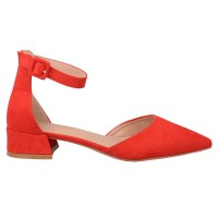 HEELED SANDALS, CODE.: X08016-RED