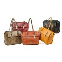 Καθημερινή γυναικεία τσάντα Verde 16-0005386