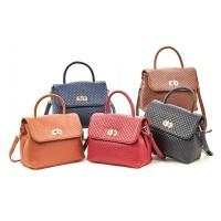 Καθημερινή γυναικεία τσάντα Verde 16-0005367