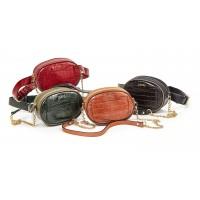 Καθημερινή γυναικεία τσάντα μέσης/χιαστί Verde 16-0005403