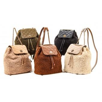 Τσάντα πλάτης Verde 16-0005268