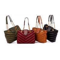 2a2aac5bd36 Καθημερινή γυναικεία τσάντα Verde 16-0004855