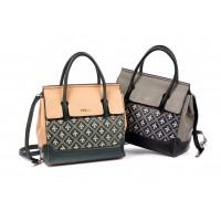 1f0404f606 Καθημερινή γυναικεία τσάντα Verde 16-0004873