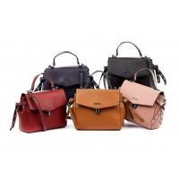 876b5f1739f Καθημερινή γυναικεία τσάντα Verde 16-0004933