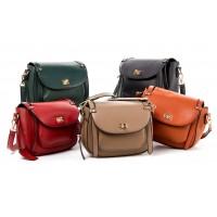ec66977c19 Καθημερινή γυναικεία τσάντα Verde 16-0004958