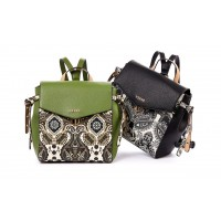 ed9906dae6 Γυναικεία τσάντα πλάτης Verde 16-0004828