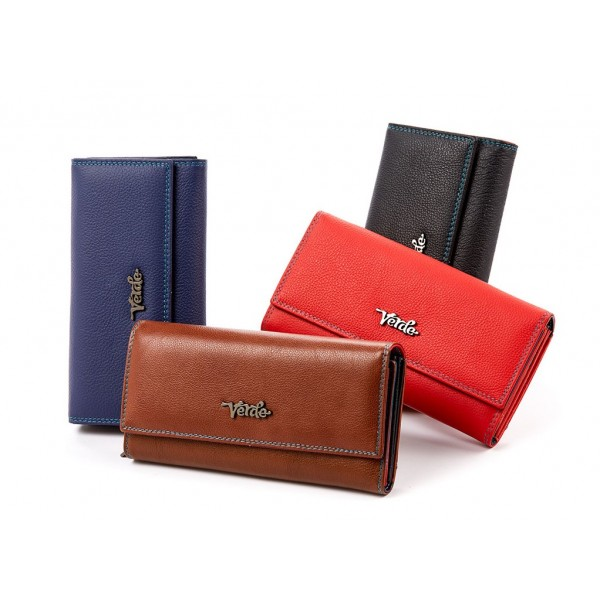 dd40f227b4 Γυναικείο πορτοφόλι Verde 18-0000896