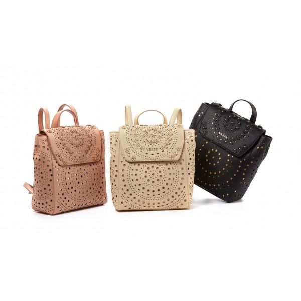 75c297600f Γυναικεία τσάντα πλάτης Verde 16-0004498
