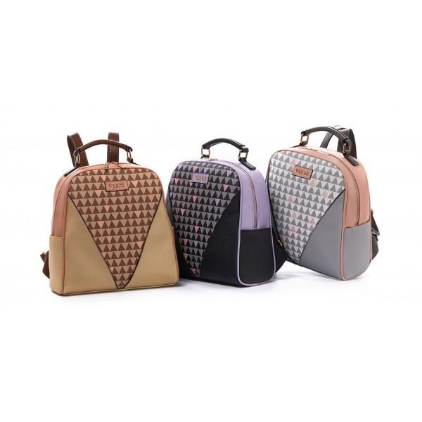 b728618c36 Γυναικεία τσάντα πλάτης Verde 16-0004531