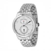 Emporio ARMANI Mens Meccanico Stainless Steel Watch AR4603