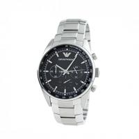 Emporio ARMANI Stainless Steel Chronograph AR5980