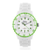 COLORI  White - Lime Green 5-COL016