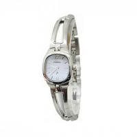 FOSSIL Light Blue Dial Stainless Steel Bracelet  ES9985